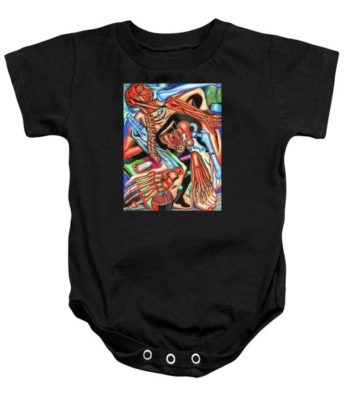 The Dawning At Twilight Baby Onesie