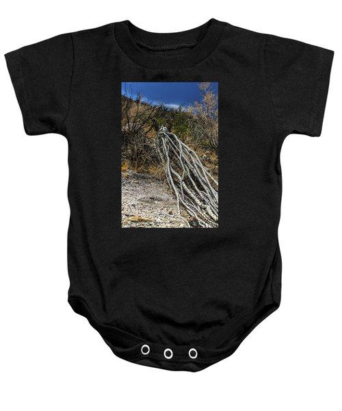 The Desert Sentinel Baby Onesie