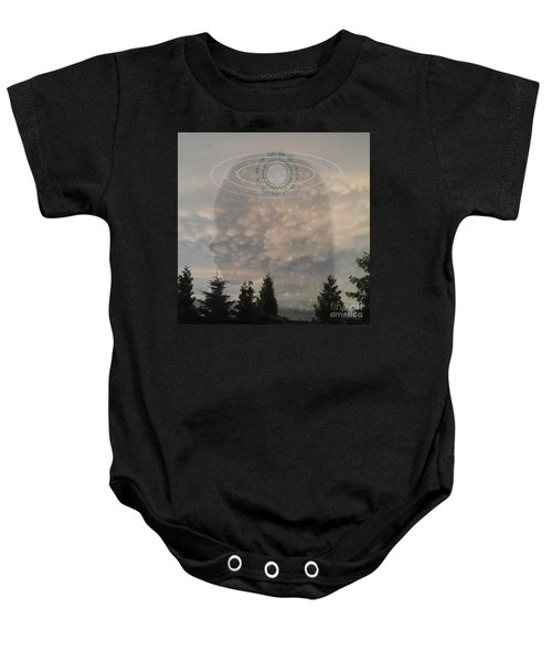 The Earth Belongs To Our Children Baby Onesie