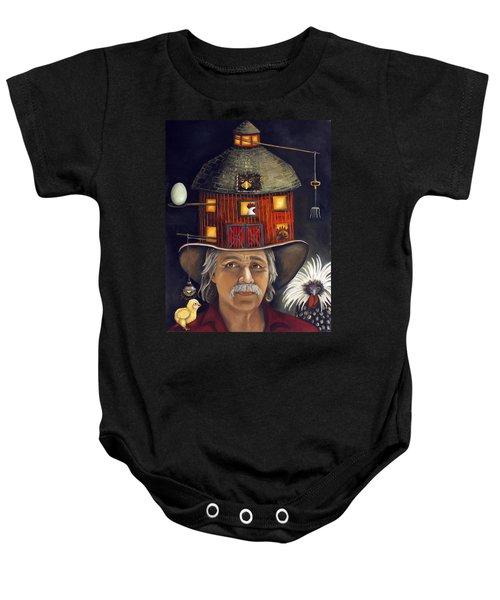 The Farmer Baby Onesie