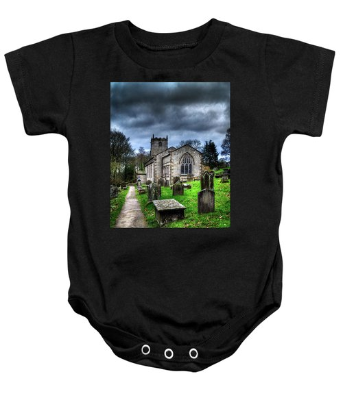 The Fewston Church Baby Onesie
