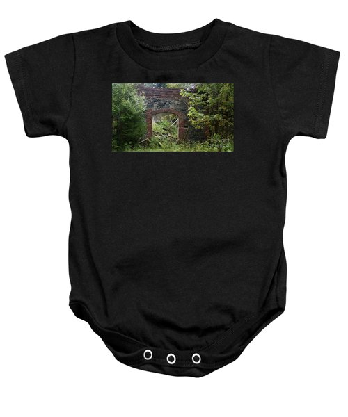 The Gate Into Nothingness Baby Onesie