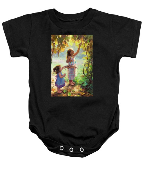 The Harvesters Baby Onesie