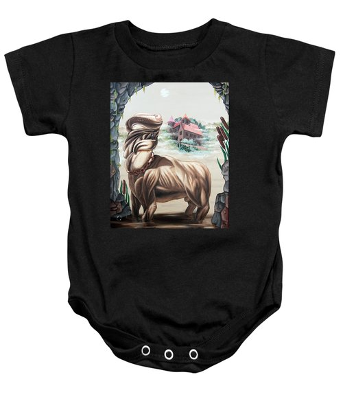 The Hound Of The Baskervilles Baby Onesie