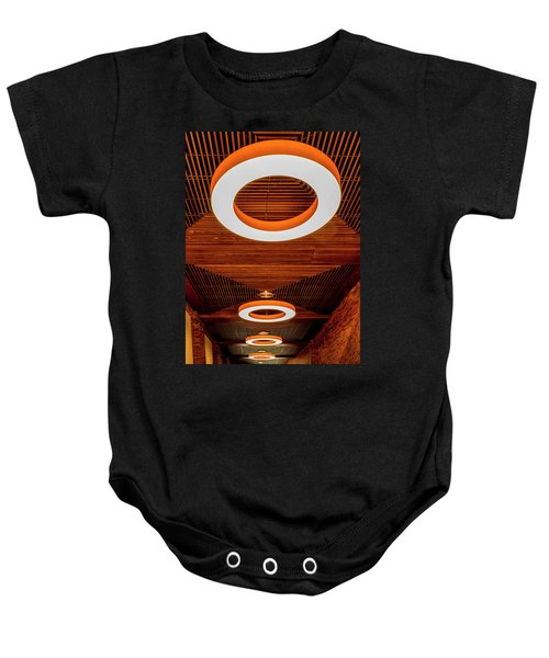 The House Of O Baby Onesie