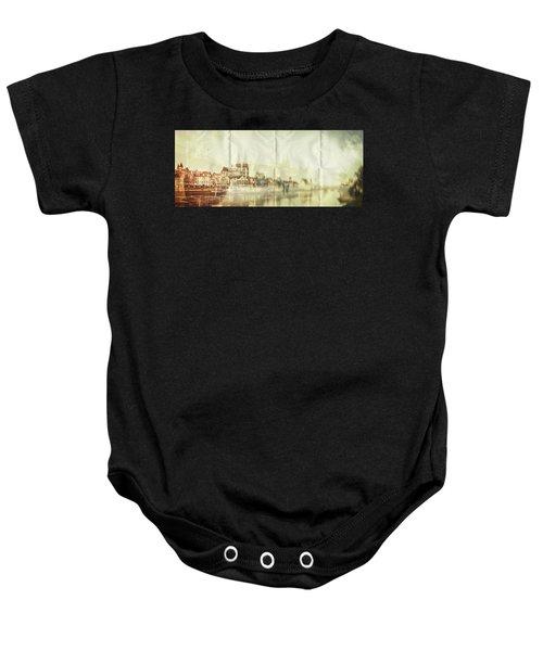 The Imprint Baby Onesie