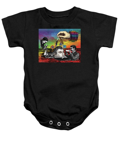 The Inquisition Baby Onesie