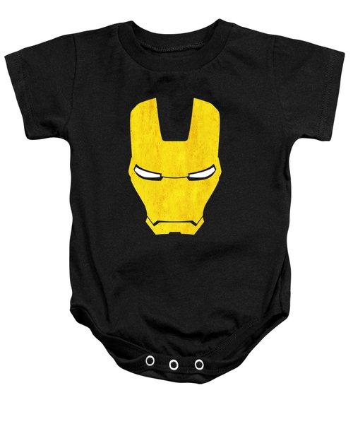The Iron Man Baby Onesie