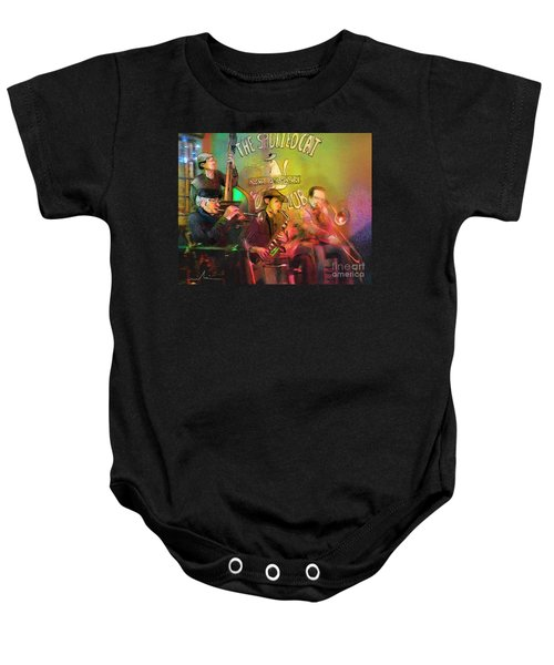 The Jazz Vipers In New Orleans 02 Baby Onesie