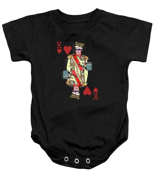 The Kings - Elton John Baby Onesie