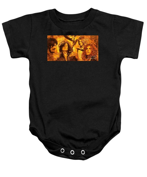 The Legend Baby Onesie