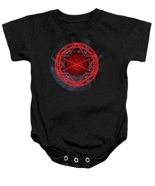 The Magick Circle Baby Onesie