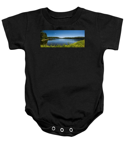 The Middle Of The Afternoon Baby Onesie