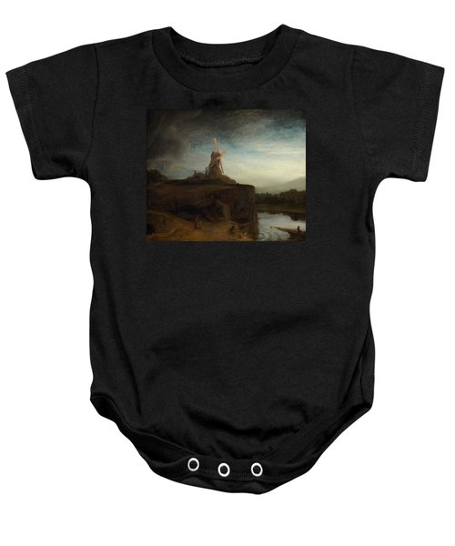 The Mill Baby Onesie