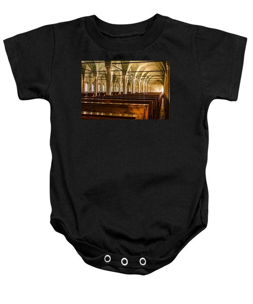 The Name Of The Rose - Hdr Baby Onesie