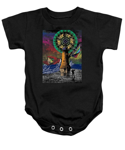 The New Pharos Baby Onesie