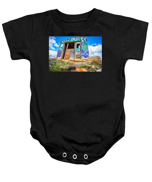 The Old Abode. Baby Onesie