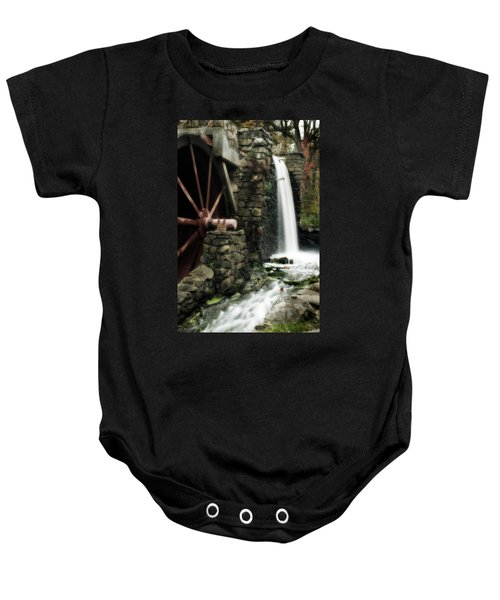 The Old Mill Baby Onesie