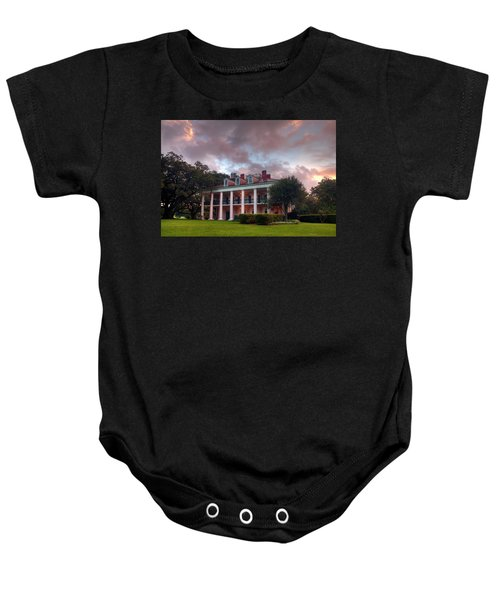 The Other Side Of Oak Alley Baby Onesie