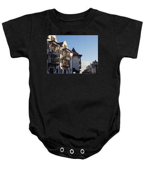 The Pearl Baby Onesie by Megan Cohen