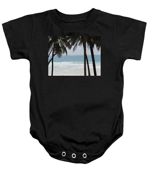 The Perfect Beach Baby Onesie