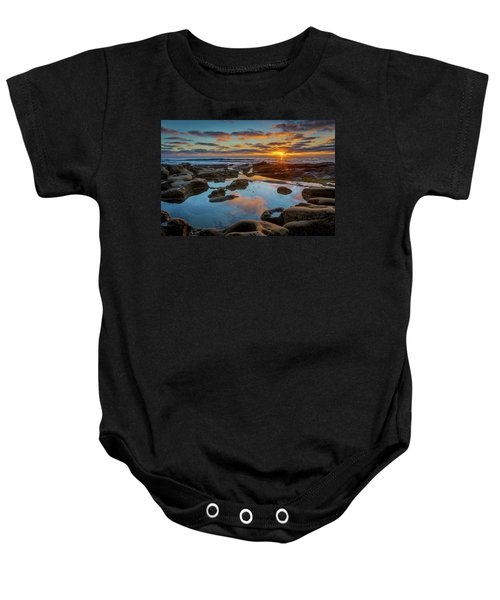The Pool Baby Onesie