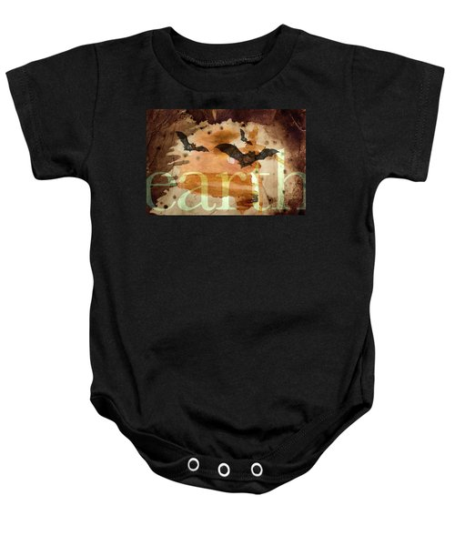The Potency Of Acceptance Baby Onesie