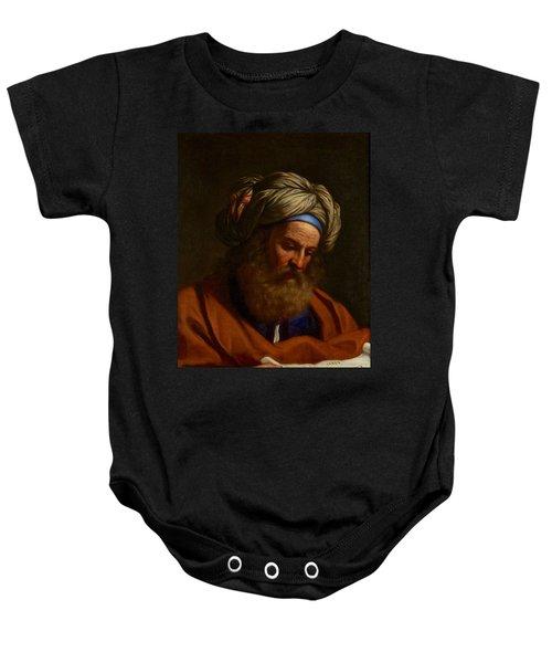 The Prophet Isaiah Baby Onesie