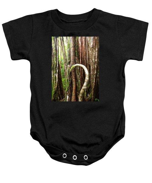 The Rainforest Baby Onesie