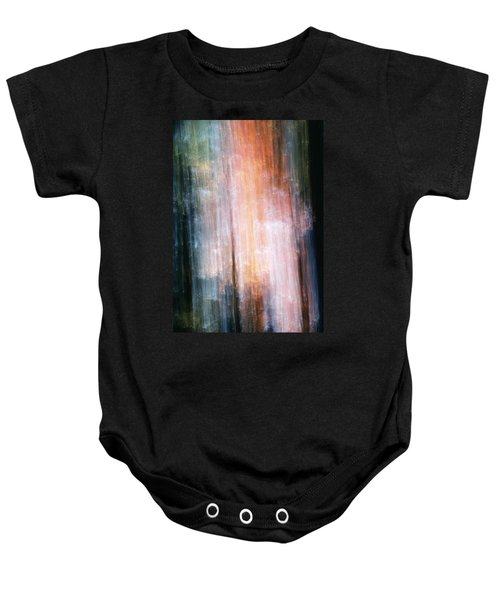 The Realm Of Light Baby Onesie