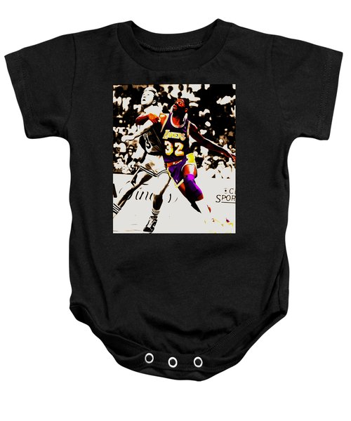 The Rebound Baby Onesie by Brian Reaves