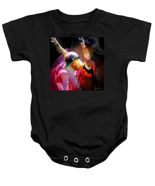 The Return Of The Tiger 04 - The Eagle Baby Onesie