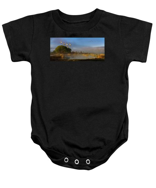 The River Bottoms Baby Onesie