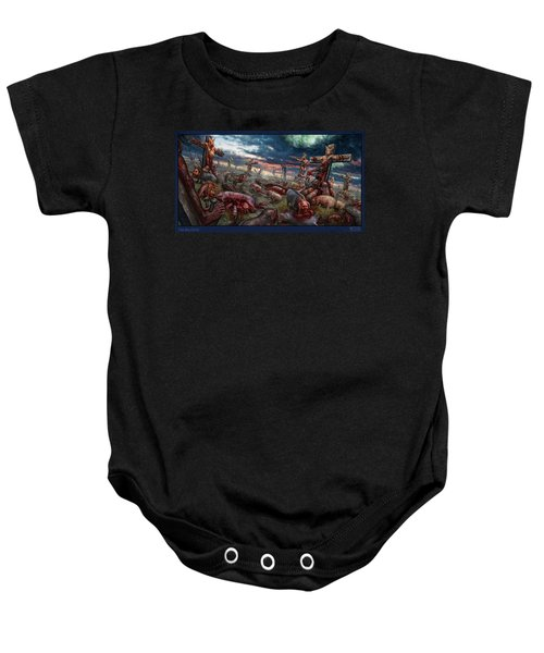 The Sacrifice Baby Onesie