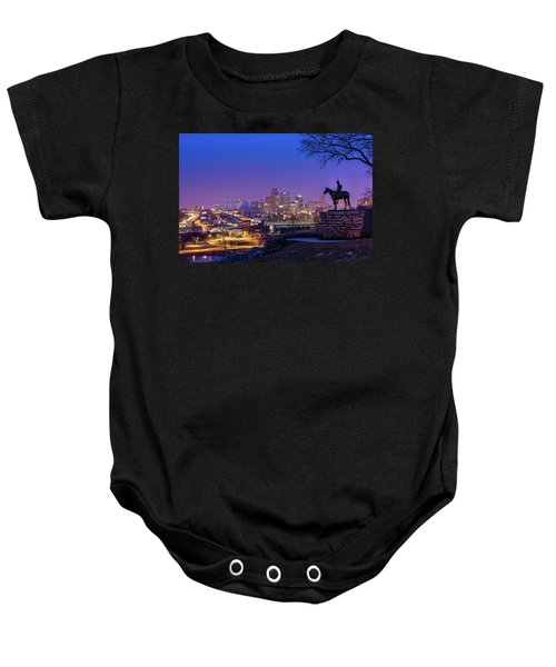 The Scout Baby Onesie