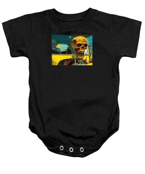 The Skull Baby Onesie