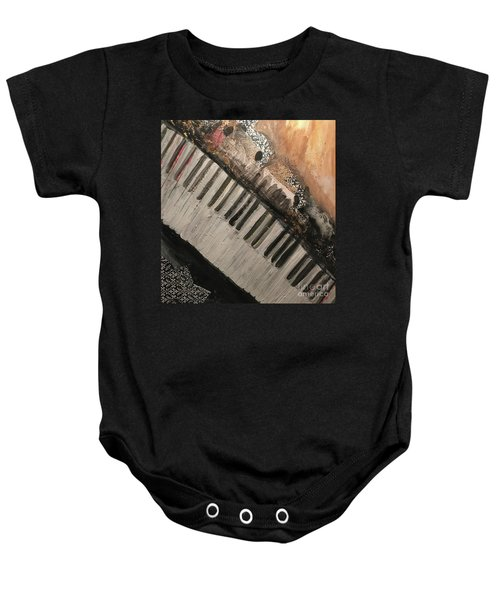 The Song Writer 2 Baby Onesie