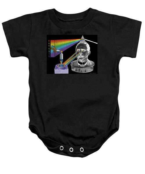 The Spectre Of Chromatopia Baby Onesie