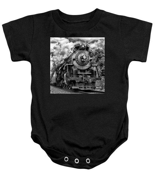 The Steam Age  Baby Onesie