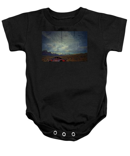 The Story Goes On  Baby Onesie