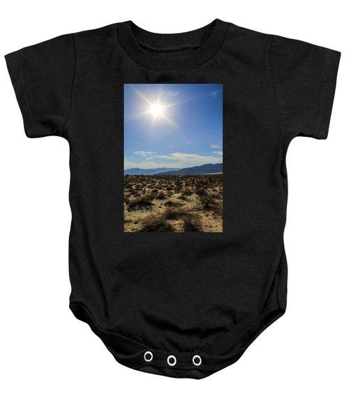 The Sun Baby Onesie