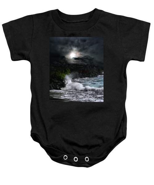 The Supreme Soul Baby Onesie by Sharon Mau