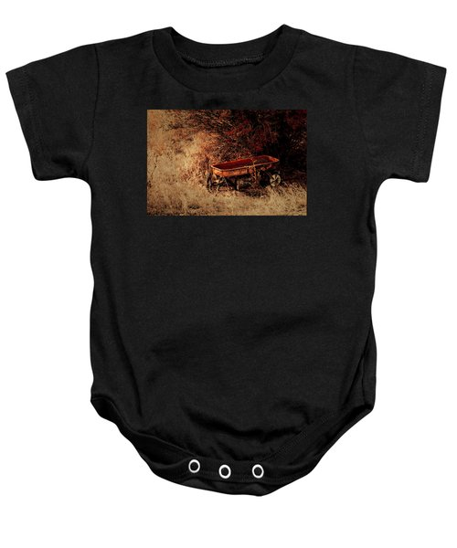 The Wagon Baby Onesie