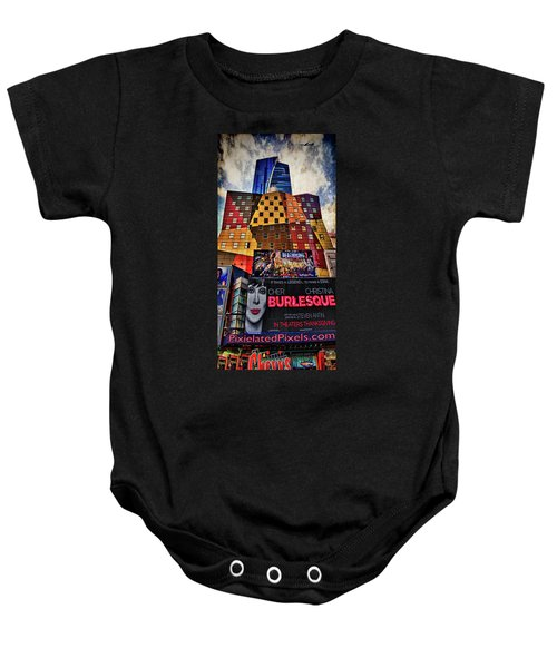 The Westin Hotel New York Baby Onesie