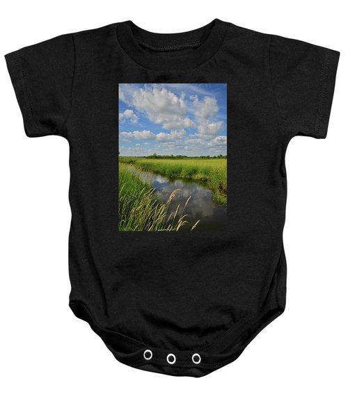 The Wetlands Of Hackmatack National Wildlife Refuge Baby Onesie