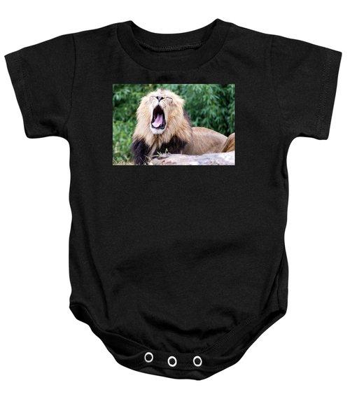 The Yawn Baby Onesie