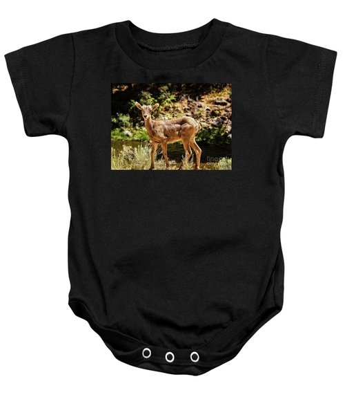 The Young One Baby Onesie