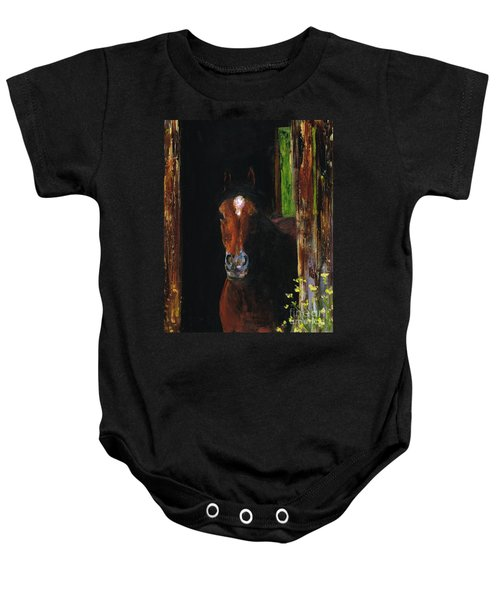 Theres Bugs Out There Baby Onesie