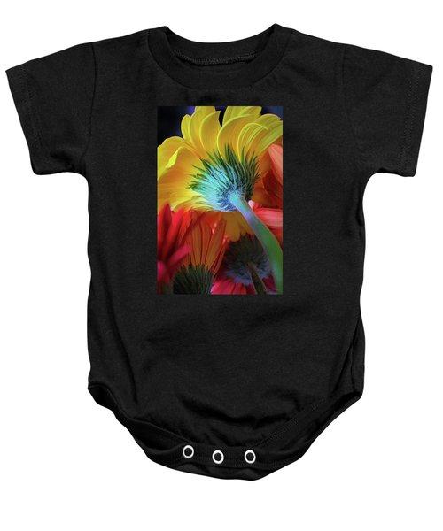Think Spring Baby Onesie