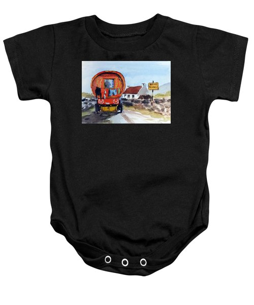 F 808  Whats Your Hurry  Baby Onesie
